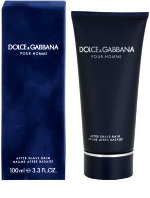 Dolce & Gabbana Pour Homme балсам за след бръснене за мъже