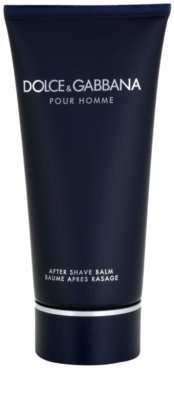 Dolce & Gabbana Pour Homme After Shave Balm for Men 1