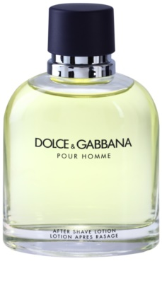 Dolce & Gabbana Pour Homme after shave para homens 2