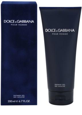 Dolce & Gabbana Pour Homme Duschgel für Herren