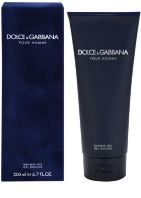 Dolce & Gabbana Pour Homme gel de dus pentru barbati