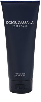 Dolce & Gabbana Pour Homme sprchový gel pro muže 1