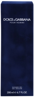 Dolce & Gabbana Pour Homme sprchový gel pro muže 2