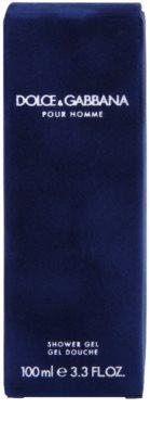 Dolce & Gabbana Pour Homme sprchový gel tester pro muže 3