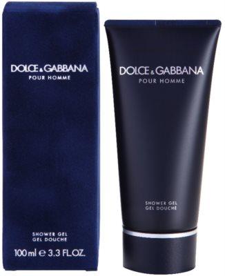 Dolce & Gabbana Pour Homme sprchový gel tester pro muže