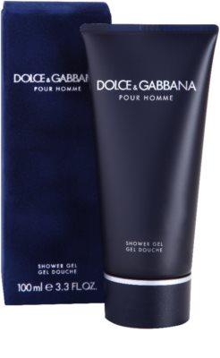 Dolce & Gabbana Pour Homme sprchový gel tester pro muže 1