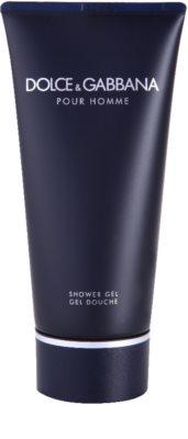 Dolce & Gabbana Pour Homme sprchový gel tester pro muže 2