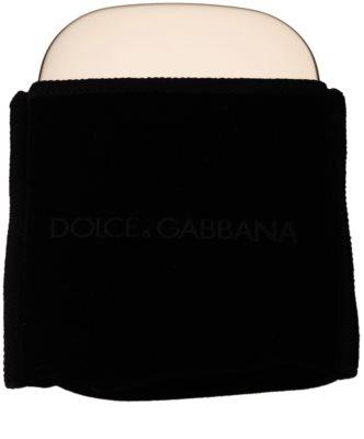Dolce & Gabbana The Powder kompakt púder ecsettel 3