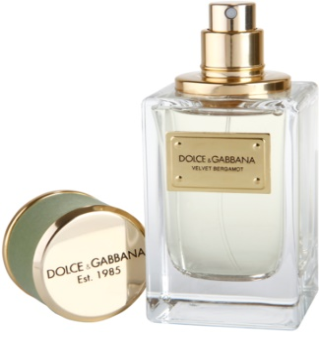 Dolce & Gabbana Velvet Bergamot Eau de Parfum para homens 3