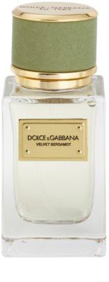 Dolce & Gabbana Velvet Bergamot eau de parfum teszter férfiaknak