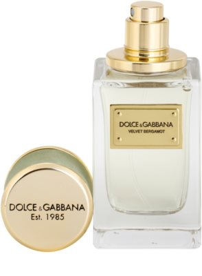 Dolce & Gabbana Velvet Bergamot eau de parfum teszter férfiaknak 1