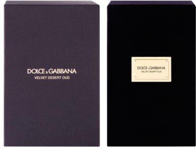 Dolce & Gabbana Velvet Desert Oud parfémovaná voda unisex