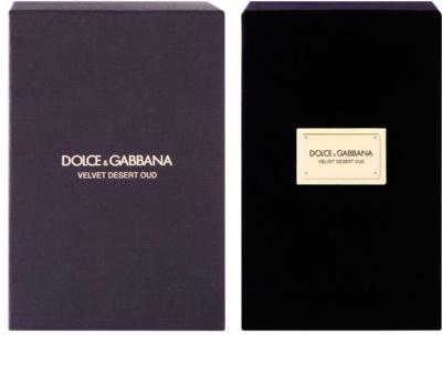 Dolce & Gabbana Velvet Desert Oud eau de parfum unisex 5
