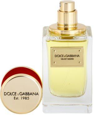 Dolce & Gabbana Velvet Desire parfémovaná voda tester pro ženy 1