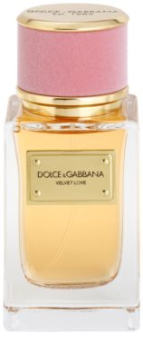 Dolce & Gabbana Velvet Love парфумована вода тестер для жінок