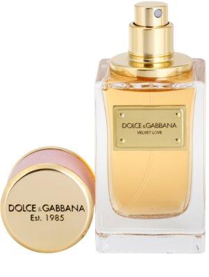 Dolce & Gabbana Velvet Love parfémovaná voda tester pro ženy 1