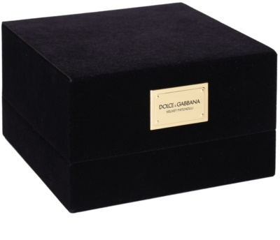 Dolce & Gabbana Velvet Patchouli eau de parfum unisex 4