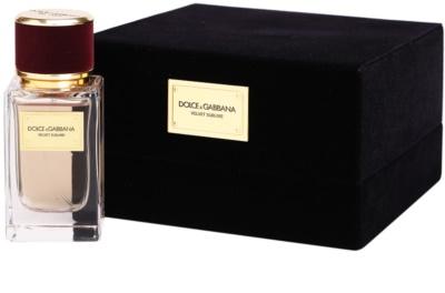 Dolce & Gabbana Velvet Sublime Eau de Parfum unissexo