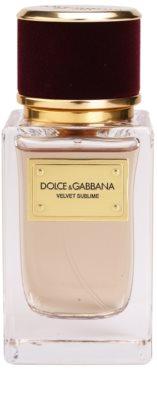 Dolce & Gabbana Velvet Sublime Eau de Parfum unissexo 2