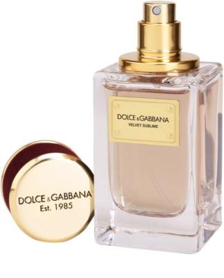 Dolce & Gabbana Velvet Sublime Eau de Parfum unissexo 3