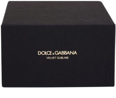 Dolce & Gabbana Velvet Sublime Eau de Parfum unissexo 5