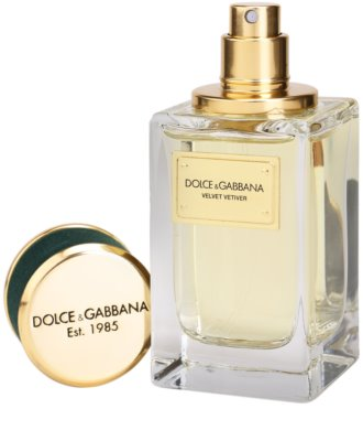 Dolce & Gabbana Velvet Vetiver Eau de Parfum unisex 3