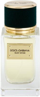 Dolce & Gabbana Velvet Vetiver eau de parfum teszter unisex