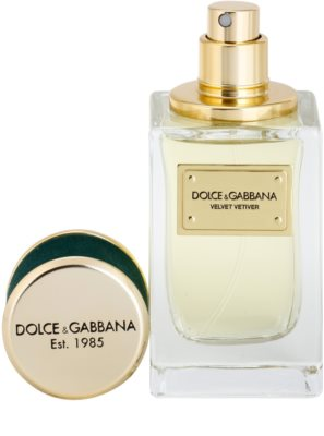 Dolce & Gabbana Velvet Vetiver parfémovaná voda tester unisex 1