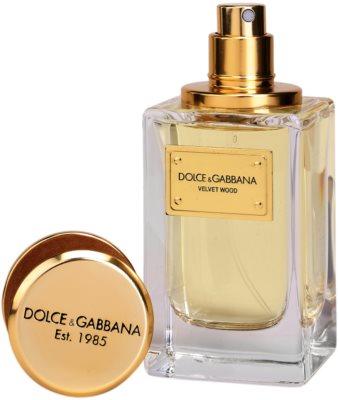 Dolce & Gabbana Velvet Wood eau de parfum unisex 3