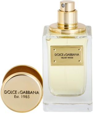 Dolce & Gabbana Velvet Wood woda perfumowana tester unisex 1