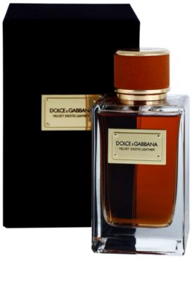 Dolce & Gabbana Velvet Exotic Leather Eau de Parfum for Men 1