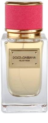 Dolce & Gabbana Velvet Rose parfémovaná voda pro ženy 2