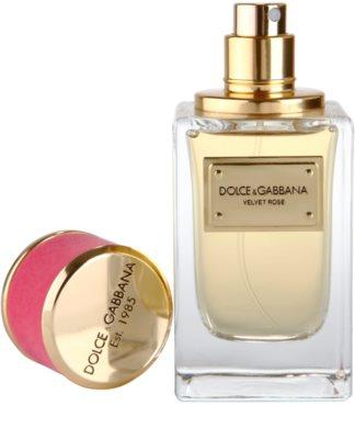 Dolce & Gabbana Velvet Rose eau de parfum nőknek 3