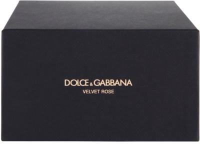 Dolce & Gabbana Velvet Rose parfémovaná voda pro ženy 5