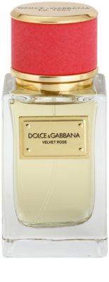 Dolce & Gabbana Velvet Rose parfémovaná voda tester pro ženy