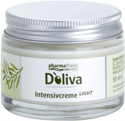 Doliva Intensiv Light gladilna krema za obnovo kožnih celic