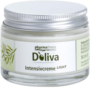 Doliva Intensiv Light verfeinernde Crem für die Erneuerung der Hautzellen