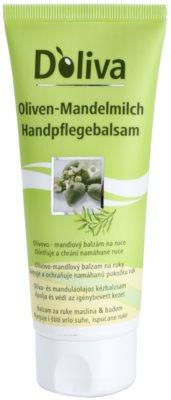 Doliva Olive-Almond Care balzam na ruky