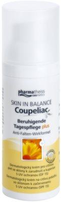 Doliva Skin in Balance Coupeliac dermatologische Creme für empfindliche Haut mit der Neigung zum Erröten