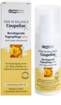 Doliva Skin in Balance Coupeliac krem dermatologiczny do skóry wrażliwej ze skłonnością do przebarwień 1