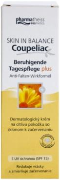 Doliva Skin in Balance Coupeliac krem dermatologiczny do skóry wrażliwej ze skłonnością do przebarwień 2