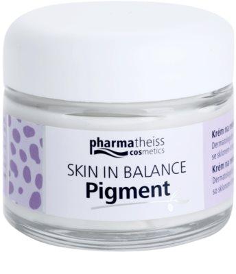 Doliva Skin In Balance Pigment crema dermatologica pentru piele cu hiperpigmentare