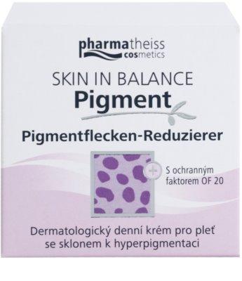 Doliva Skin In Balance Pigment crema dermatologica pentru piele cu hiperpigmentare 2