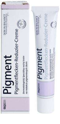 Doliva Skin In Balance Pigment crema de noapte dermatologica pentru reducerea punctelor pigmentate 1