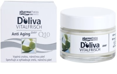Doliva Vitalfrisch Q10 creme de dia anti-idade de pele 1