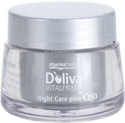 Doliva Vitalfrisch Q10 nočna krema za regeneracijo obraza