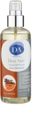 Don Aire Orange-Cinnamon spray para o lar