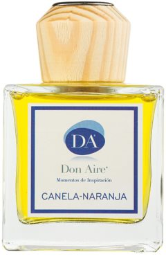 Don Aire Orange-Cinnamon aroma difuzér s náplní 2