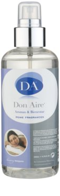 Don Aire Relax spray lakásba