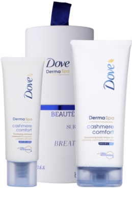 Dove Derma Spa Cashmere Comfort set cosmetice I.
